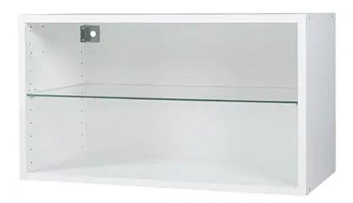 Horizontal wall cab for IKEA Faktum kitchens
