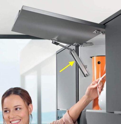 Stay Lift Mechanism for horizontal doors IKEA Faktum